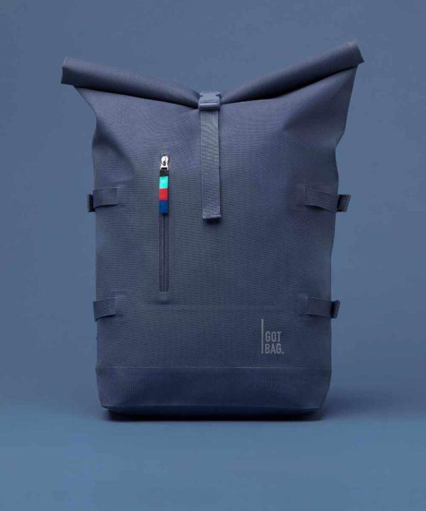 Got Bag Rucksack Rolltop Ocean Blue