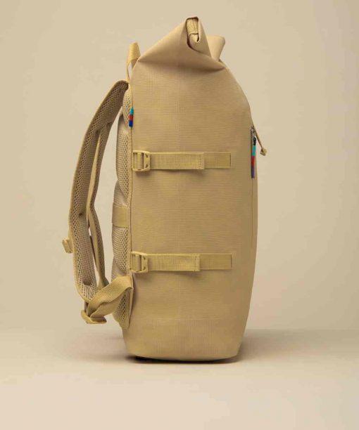 Got Bag Rucksack Rolltop Sand