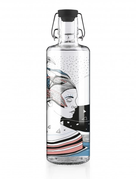 Soulbottles Flasche 1,0 L Spirit of Nature