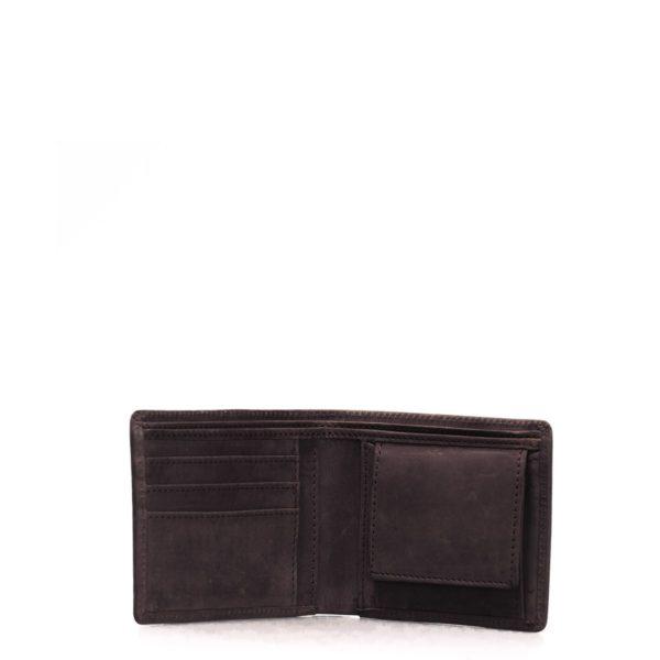 O My Bag Tobi´s Wallet Eco-Dark Brown
