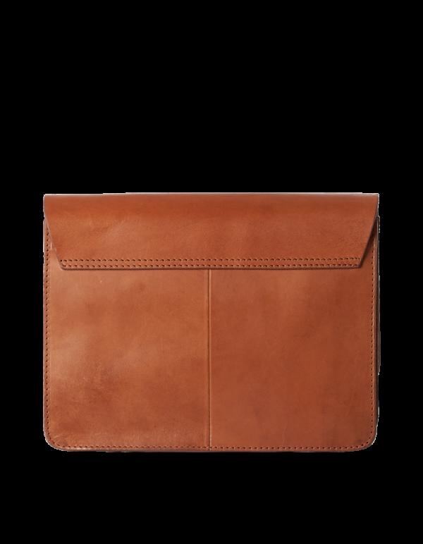 O My Bag Handtasche Audrey Eco Cognac