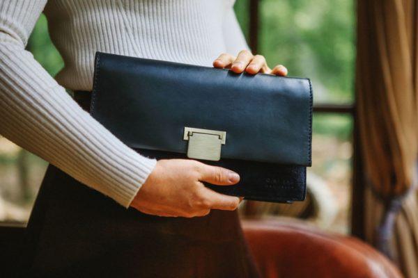O My Bag Damen Handtasche Grace Navy