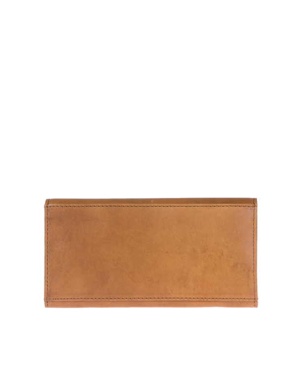 O My Bag Geldbörse Envelope Pixie Eco Eco-Classic Cognac