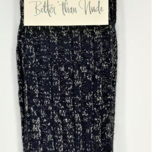 Better than Nude Damen Socken BTN353 Black