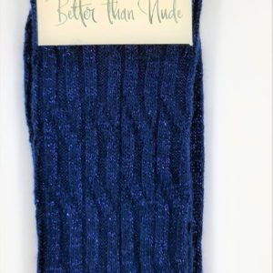 Better than Nude Damen Socken BTN353 Navy