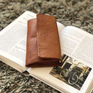 O My Bag Geldbörse PAU´s Pouch Eco Stromboli Camel
