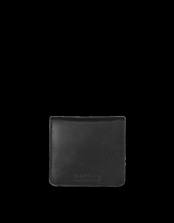 O My Bag Geldbörse Alex Fold-Over Black