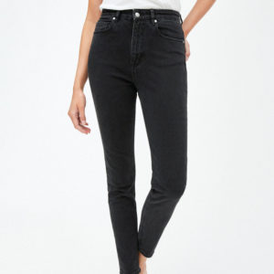 Armedangels Damen Jeans Ingaa washed down black