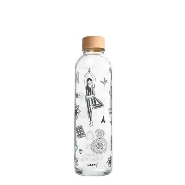 Carrybottle Trinkflasche Namasté 0,7L