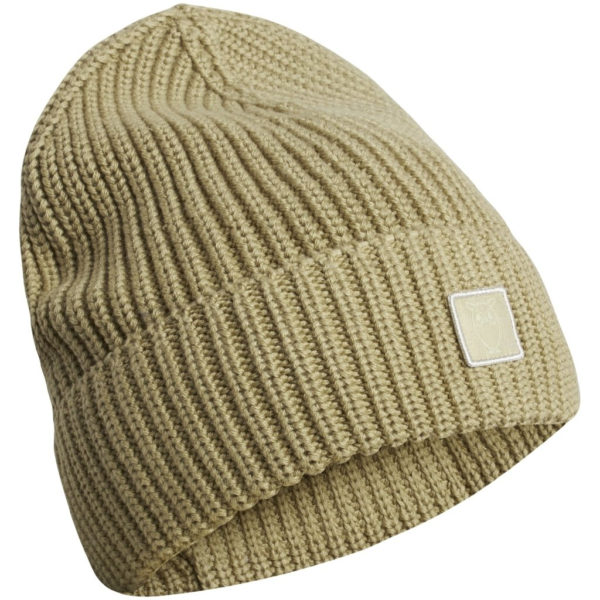 KnowledgeCotton Herren Mütze Ribbing Hat 82214 Grey Green