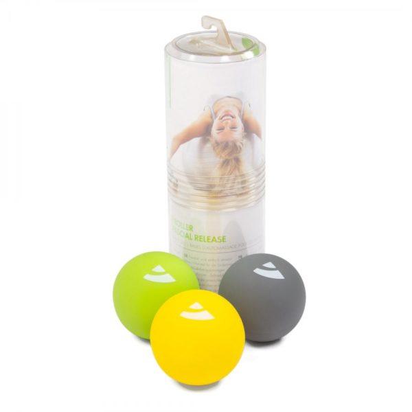 Bodhi Faszien-Massage-Ball 3er Set