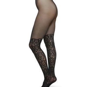 Swedish Stockings Damen Strumpfhose Linnea Lace 20den