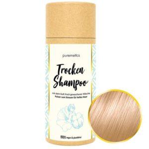 Puremetics Trockenshampoo Clean Cotton (für helles Haar)