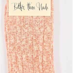 Better than Nude Damen Socken BTN353 Pink
