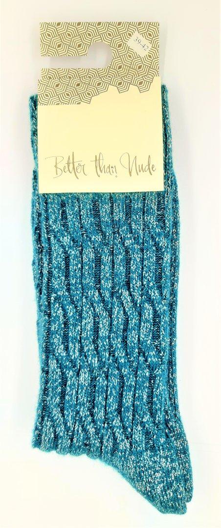 Better than Nude Damen Socken BTN353 Khaki