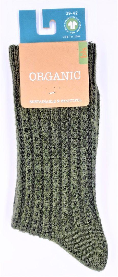 VNS Organic Damen Socken Wolle/Baumwolle 1319