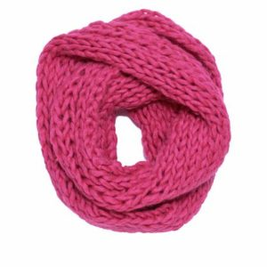 People Tree Damen Schal Chunky Knit Snood
