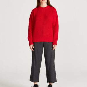 GIVN Damen Pullover Aria Cyber Red