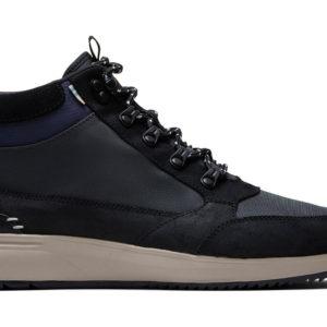 Toms Herren Schuhe Skully Waterproof Black