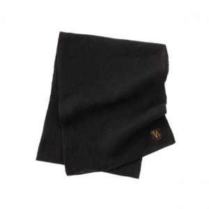 Nudie Jeans Schal Liamsson Scarf black