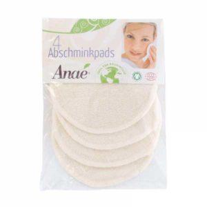 Anae Abschminkpads Organic Cotton