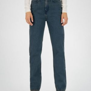 Mud Damen Jeans Relax ROSE whale blue