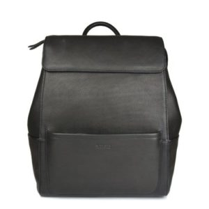 O My Bag Rucksack Jean black soft grain
