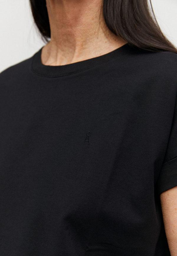 Armedangels Damen T-Shirt Idaa Logo