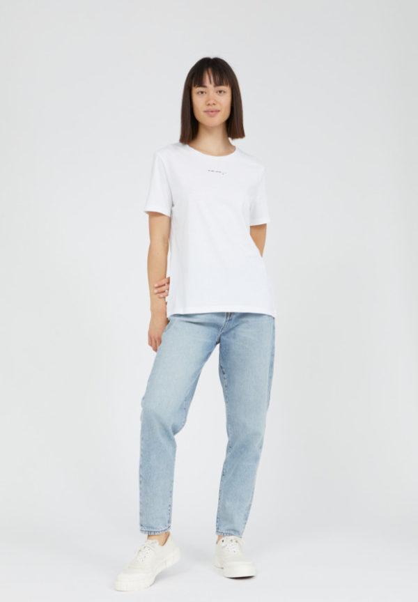 Armedangels Damen T-Shirt Maraa About Now