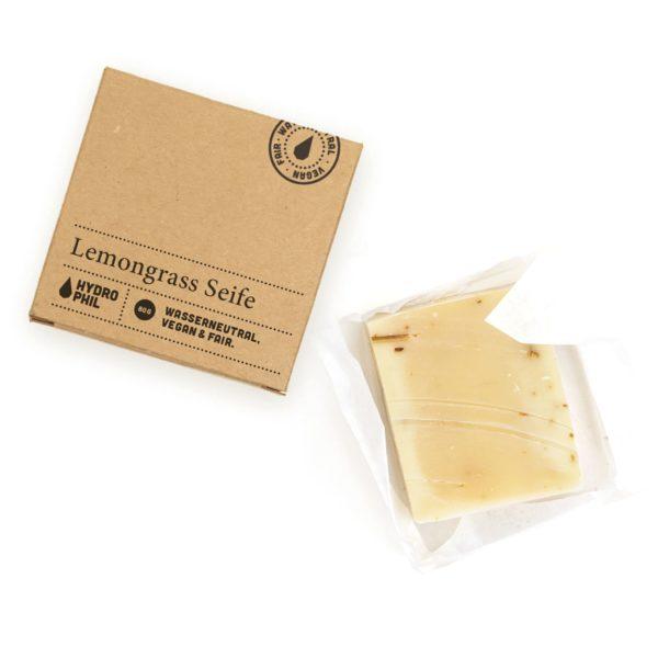 Hydrophil Lemongrass Seife