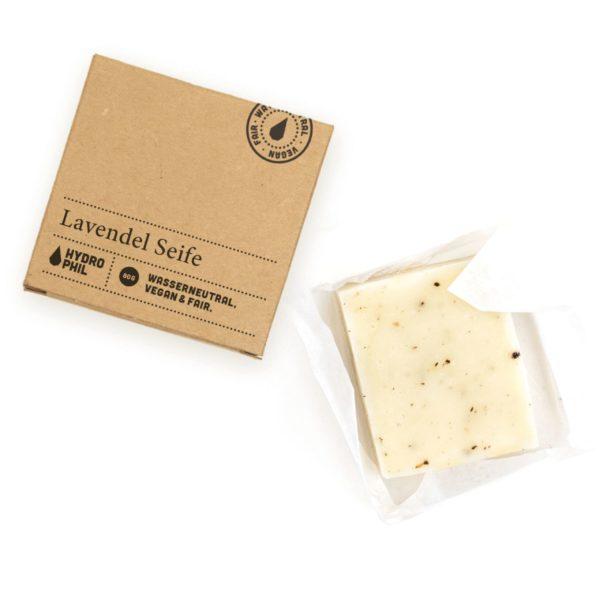 Hydrophil Lavendel Seife