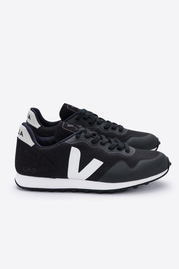 Veja Herren Schuhe SDU RT B-Mesh Black Natural