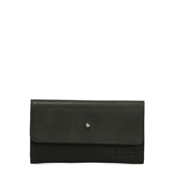 O My Bag Geldbörse Pixies Pouch Eco Midnight Black