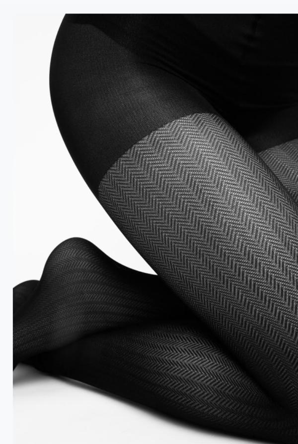 Swedish Stockings Strumpfhose Nina Fishbone