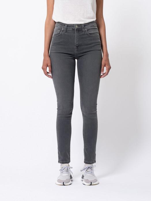 Nudie Jeans Hightop Tilde – Congrete Grey