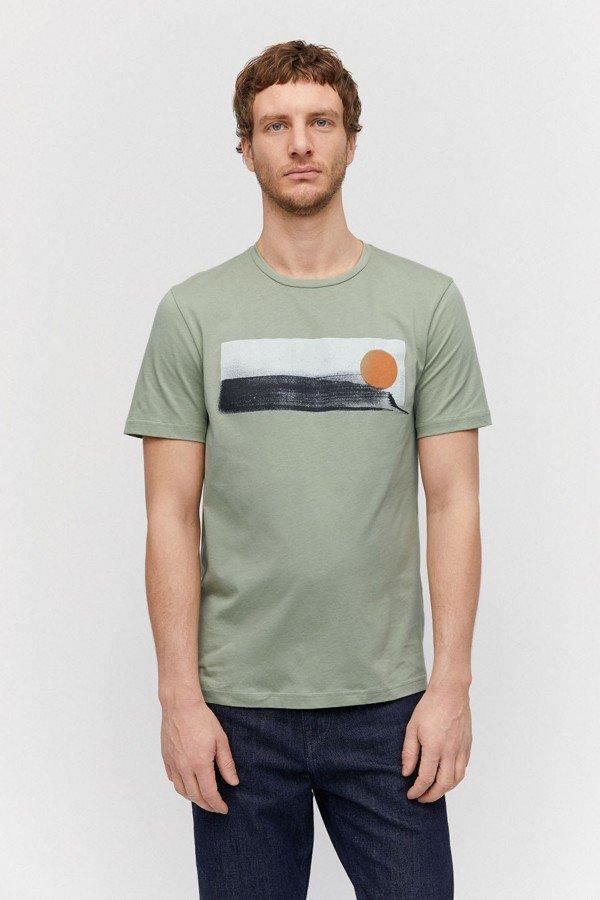 Armedangels Herren T-Shirt Jaames Beach