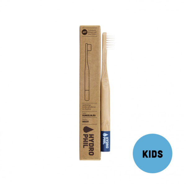 Hydrophil nachhaltige Kinder-Zahnbürste