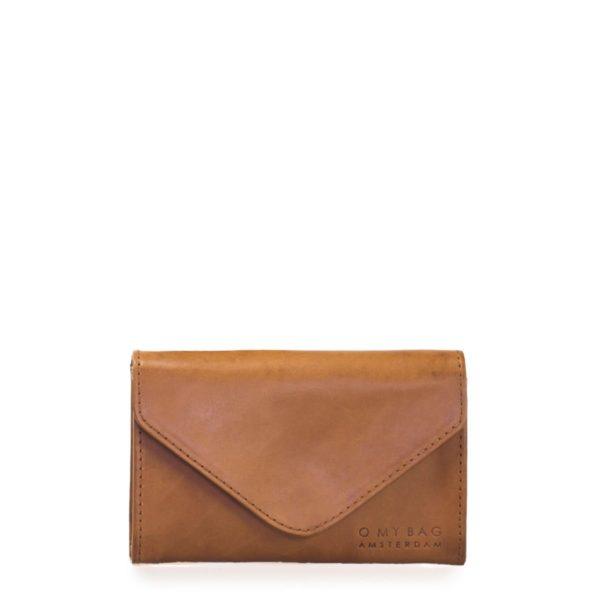 O my Bag Geldbörse Jo´s Purse Magnetic Cognac Classic