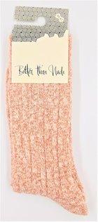 Better than Nude Damen Socken BTN353 Pink