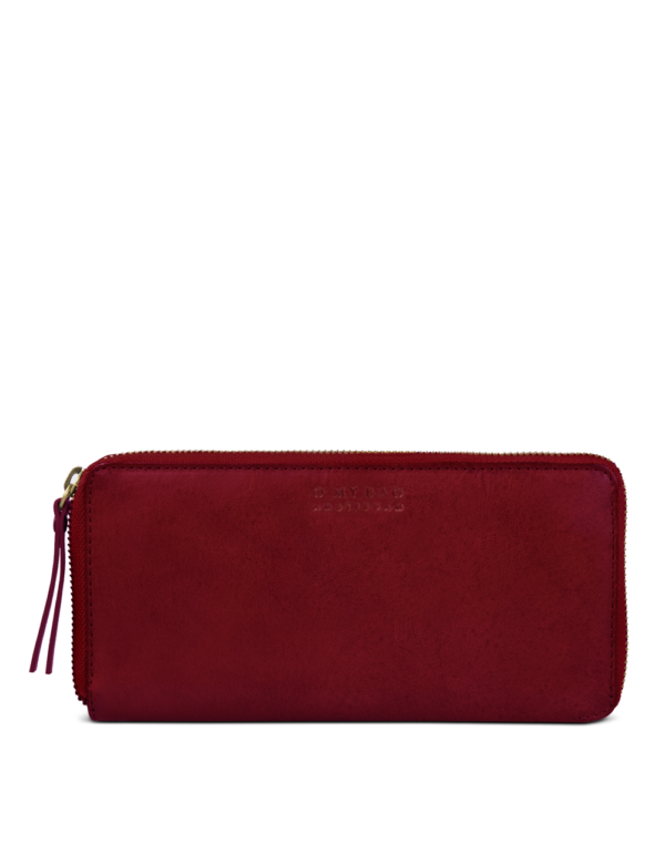 O My Bag Geldbörse Sonny long Wallet ruby