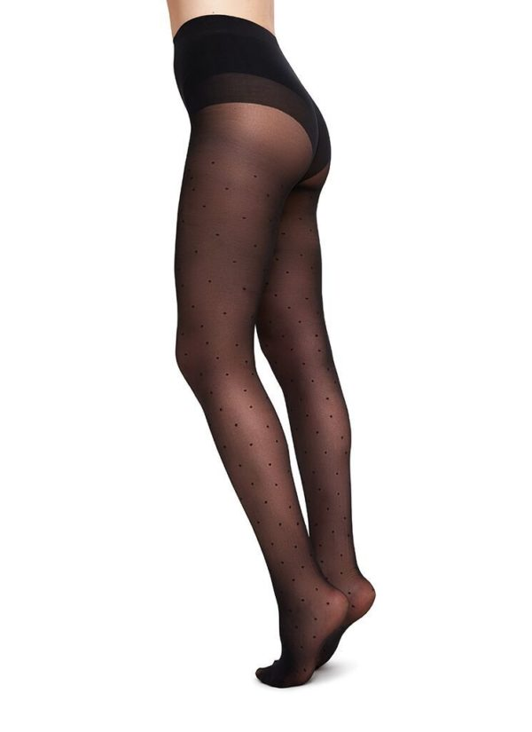 Swedish Stockings Damen Strumpfhose Doris Dot Tights