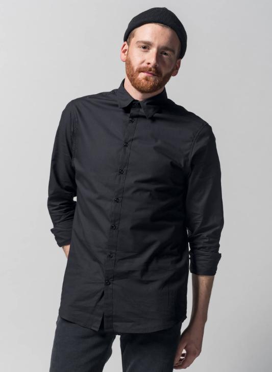 Melawear Herren Hemd Men's Shirt