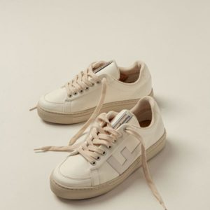 Flamingos Life Damen Schuhe Classic 70's all white grey