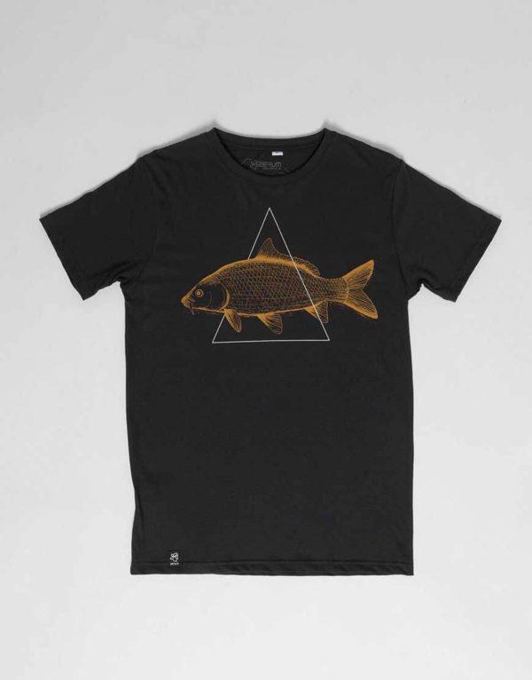 Zerum Herren T-Shirt Carp arsenic