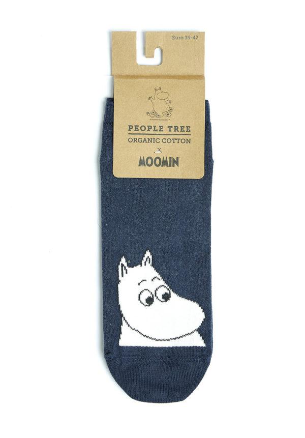 People Tree Unisex Socken Moomin Trainer