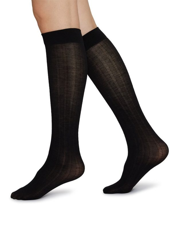 Swedish Stockings Damen Knie Strümpfe Freja