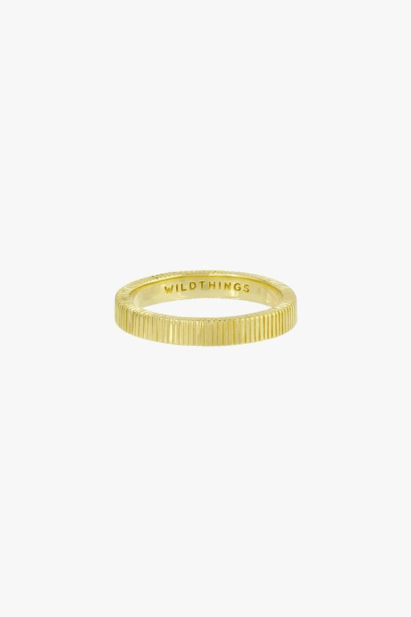 Wildthings Ring Eternity gold