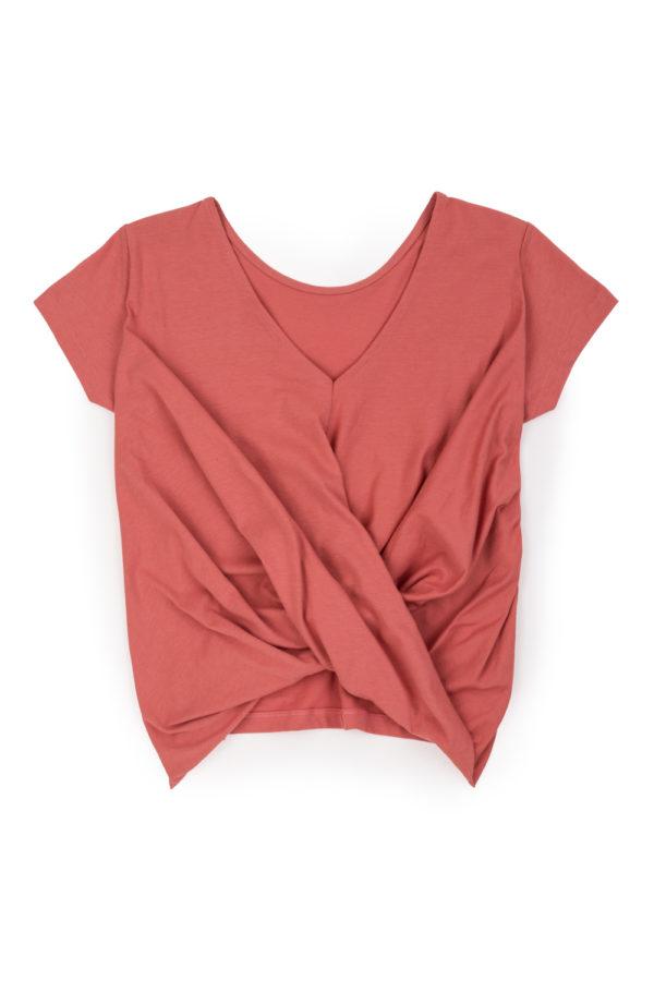 Suite 13 Damen T-Shirt Atlas faded rose