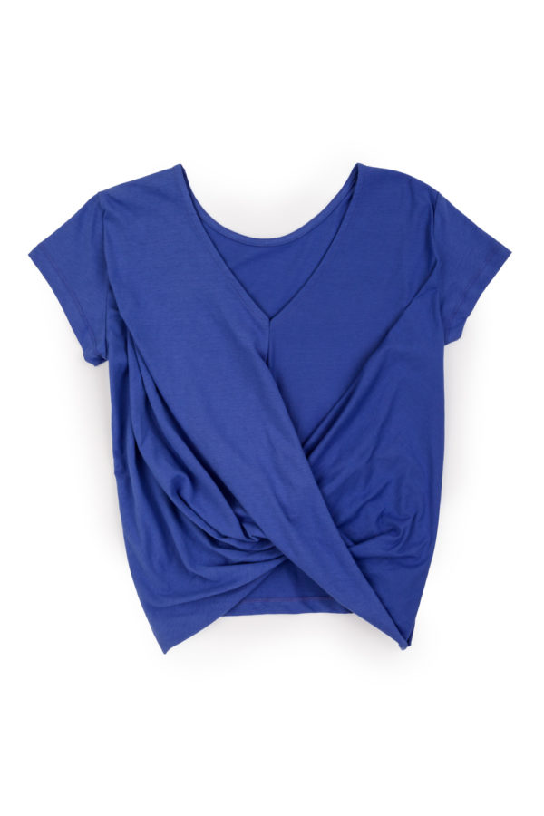 Suite 13 Damen T-Shirt Atlas amparo blue