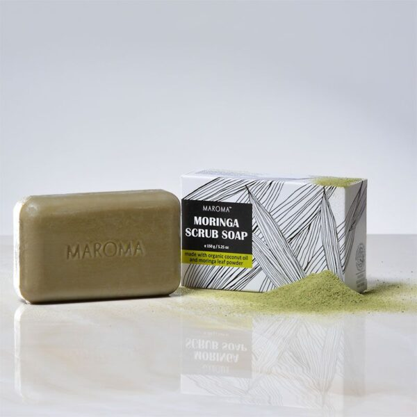 Maroma Peelingseife Morninga Fair Trade